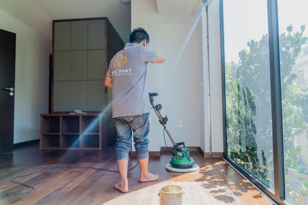 Kinh nghiệm lựa chọn và thi công sàn gỗ tự nhiên - Ảnh 10