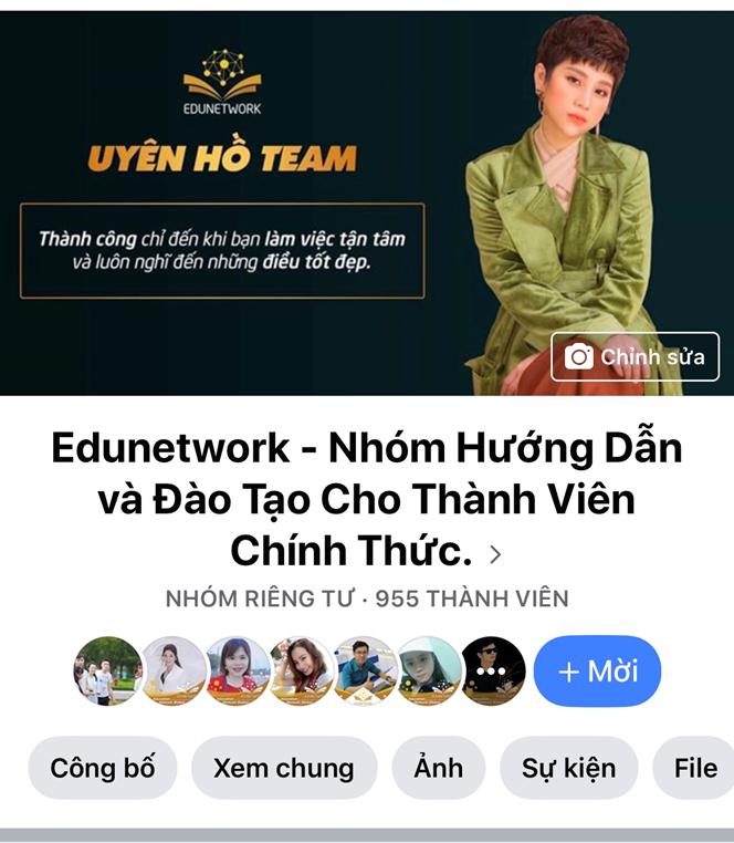 Doanh nhân Uyên Hồ chi hàng trăm triệu lì xì lộc đầu năm cho học viên Edunetwork Việt Nam - Ảnh 5