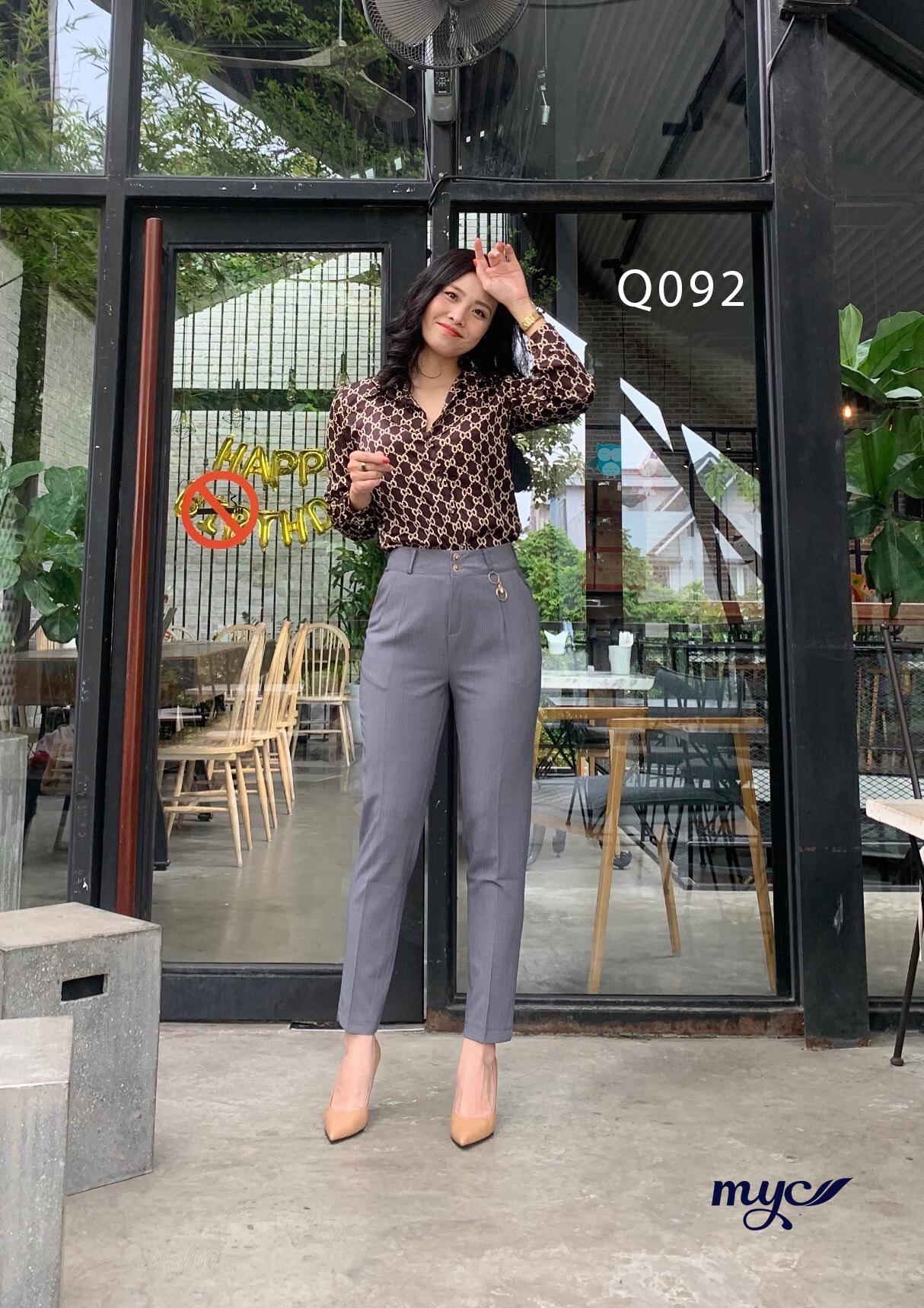 MYC Fashion: Dẫn đầu xu hướng thời trang sang trọng của cô nàng công sở - Ảnh 5