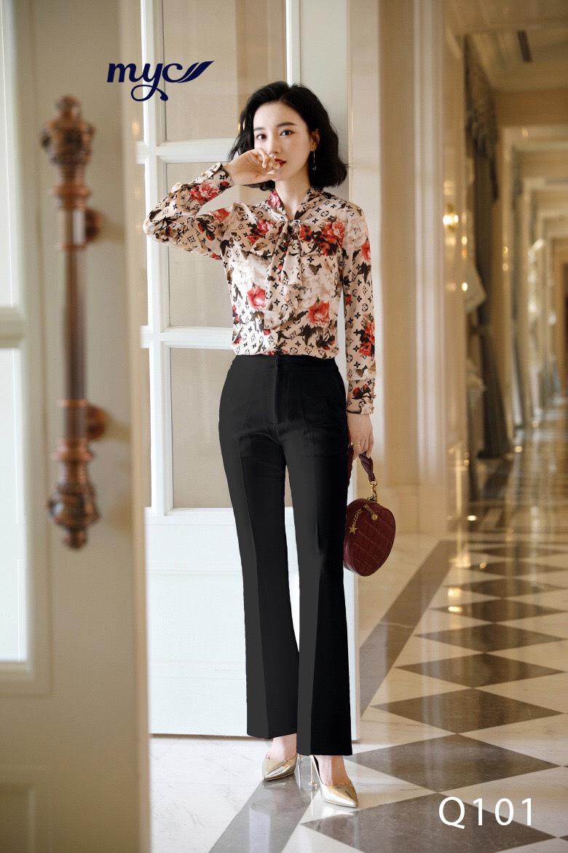 MYC Fashion: Dẫn đầu xu hướng thời trang sang trọng của cô nàng công sở - Ảnh 2