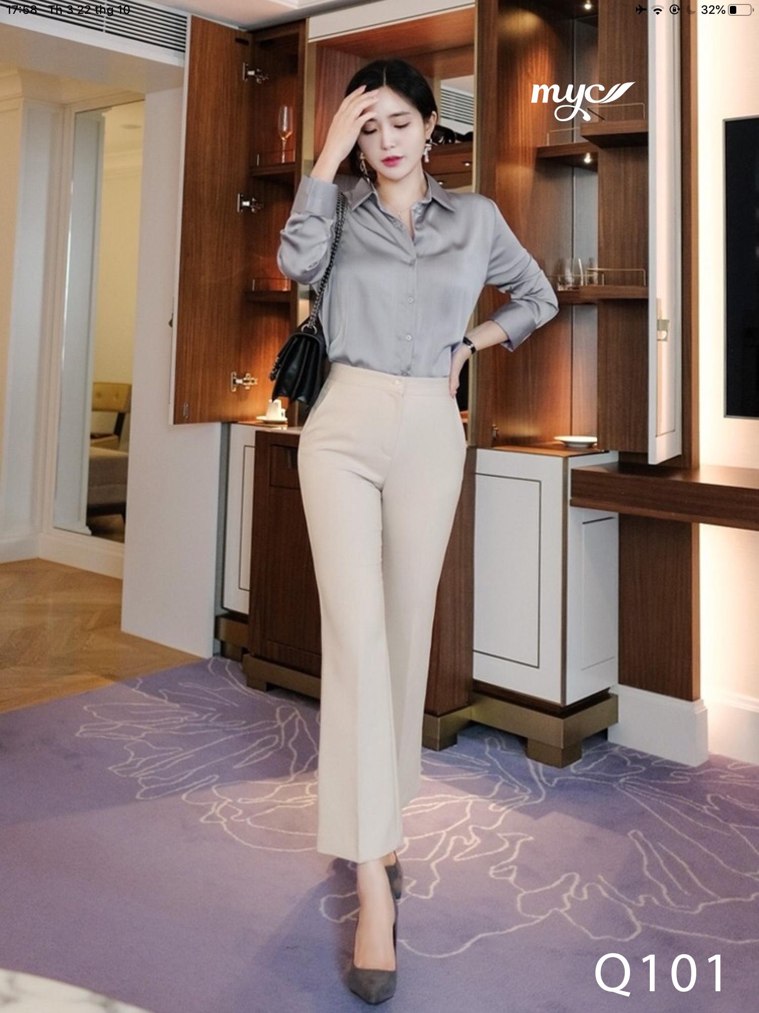 MYC Fashion: Dẫn đầu xu hướng thời trang sang trọng của cô nàng công sở - Ảnh 3