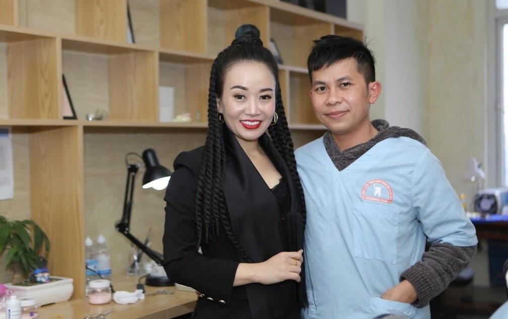 Răng sứ thẩm mỹ, uy tín, chất lượng tại xưởng sản xuất răng sứ thẩm mỹ Hoàng Gia - Ảnh 4