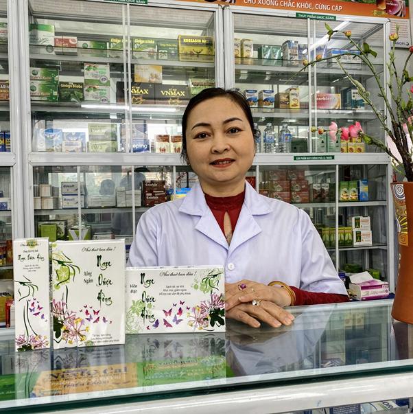 Ngọc Dược Hồng - Sản phẩm phụ khoa Đông Y thế hệ mới    - Ảnh 4