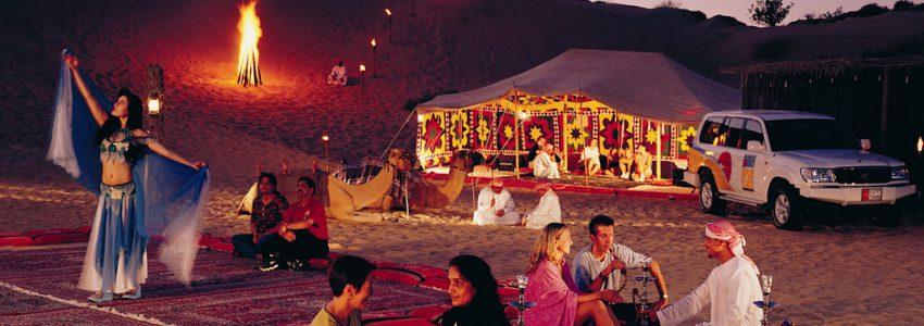 Vũ điệu trên sa mạc tại Các tiểu vương quốc Ả Rập - Ảnh 9
