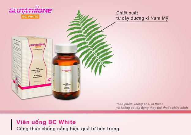 Glutathione BC White: Bí kíp 'Đánh bay nám sạm – da sáng mịn tuổi 30+' - Ảnh 5