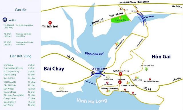 """Quảng Ninh: Dự án Emerald Bay """"lách luật"""" huy động vốn trái phép? - Ảnh 1"""