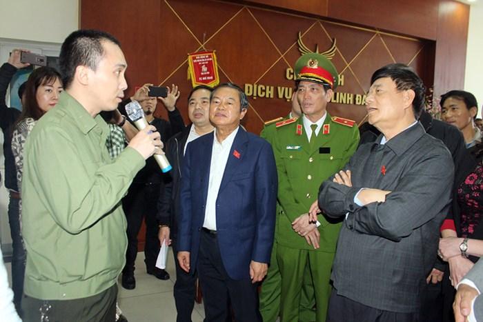 Phó Chủ tịch Quốc hội Đỗ Bá Tỵ: Chung cư Tập đoàn Mường Thanh về cơ bản đã đảm bảo an toàn Phòng cháy, chữa cháy cho người dân - Ảnh 2