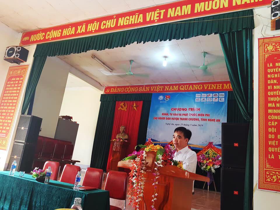 Nghệ An: 600 người dân nghèo huyện Thanh Chương được khám bệnh, cấp thuốc miễn phí - Ảnh 2