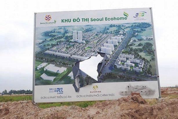 Khu đô thị Tràng Duệ – Seoul Eco Homes: Chưa xong hạ tầng đã phân lô, bán nền rầm rộ? - Ảnh 1