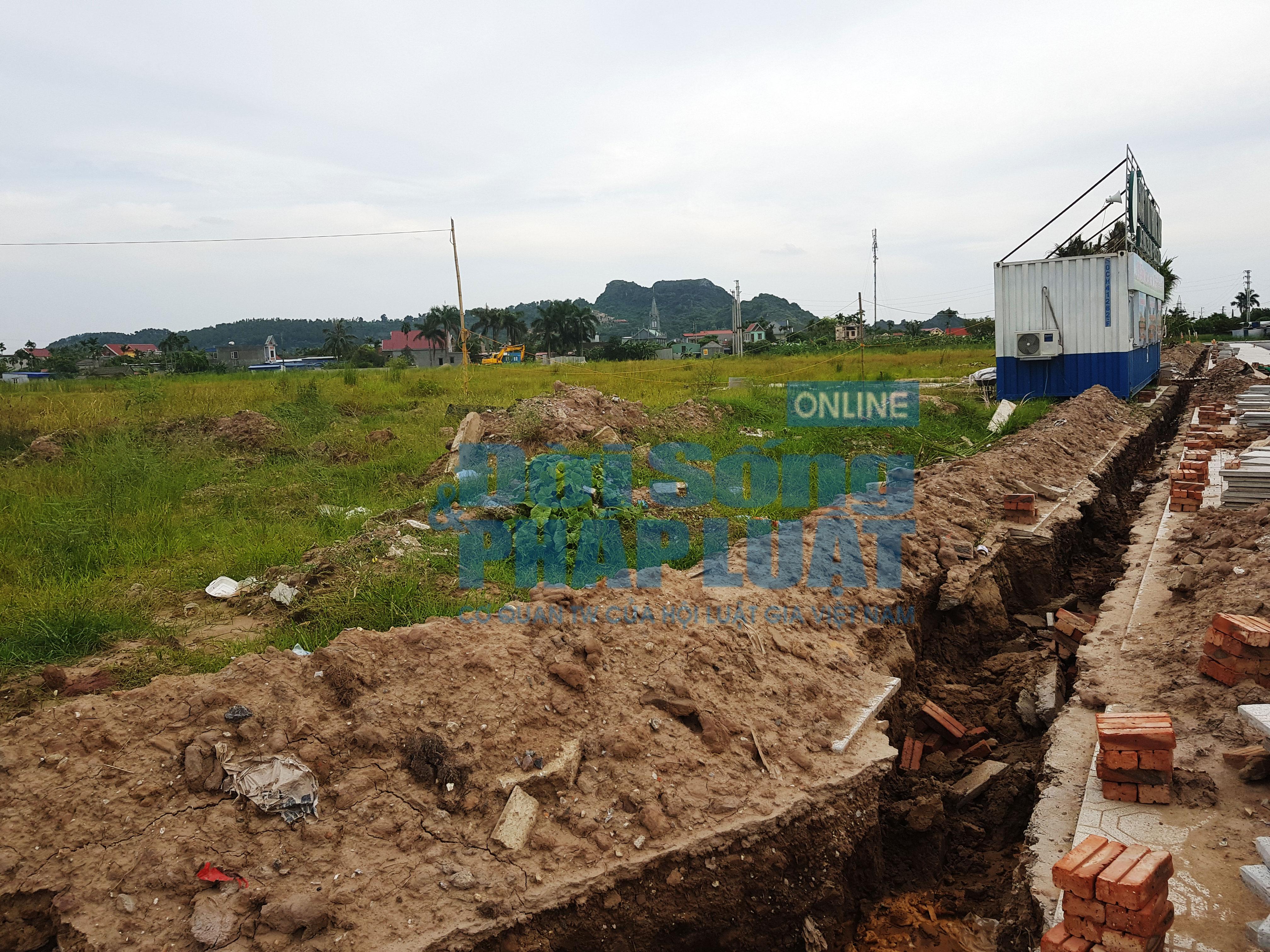 Cận cảnh Khu đô thị Tràng Duệ – Seoul Eco Homes mở bán trái quy định - Ảnh 5