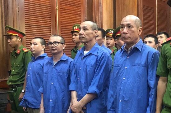 Xác định đường đi của gần 380 bánh heroin về Việt Nam - Ảnh 1