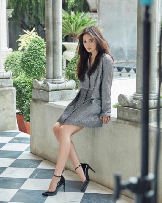 Song Hye Kyo lần đầu xuất hiện trước công chúng tại Hàn Quốc sau ly hôn - Ảnh 5