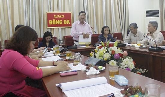 Hội Luật gia TP.Hà Nội: Dân vận khéo trong tuyên truyền, phổ biến pháp luật - Ảnh 1