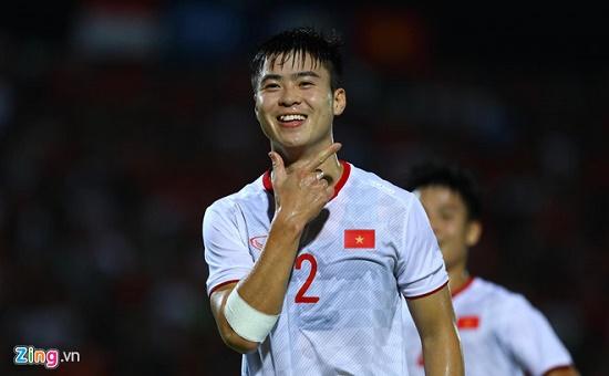 Những hình ảnh không thể bỏ lỡ trận đấu Việt Nam - Indonesia - Ảnh 2