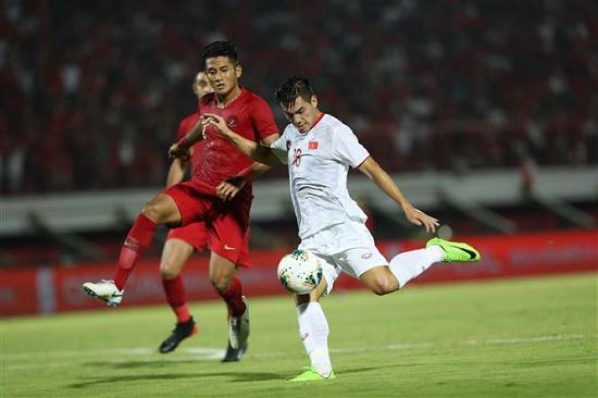 Những hình ảnh không thể bỏ lỡ trận đấu Việt Nam - Indonesia - Ảnh 7