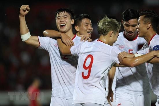 Những hình ảnh không thể bỏ lỡ trận đấu Việt Nam - Indonesia - Ảnh 11