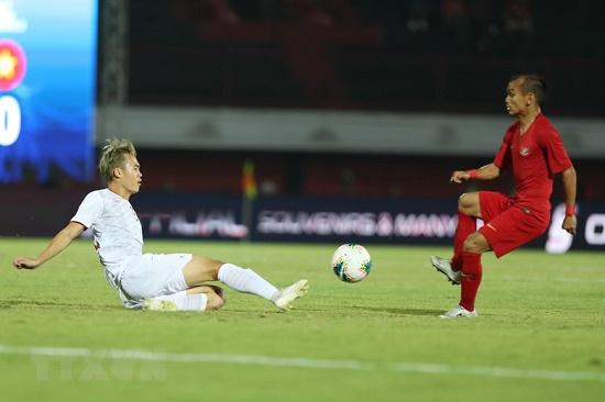 Những hình ảnh không thể bỏ lỡ trận đấu Việt Nam - Indonesia - Ảnh 12