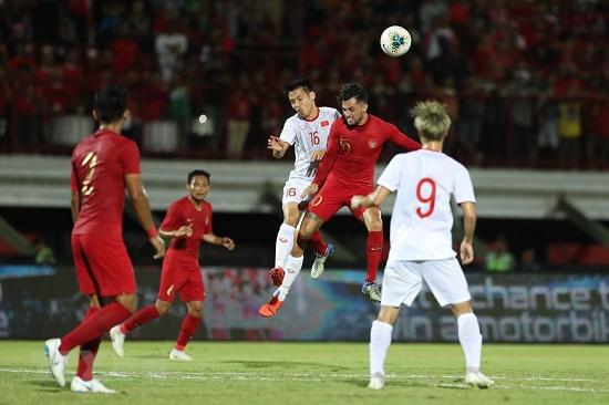 Những hình ảnh không thể bỏ lỡ trận đấu Việt Nam - Indonesia - Ảnh 13