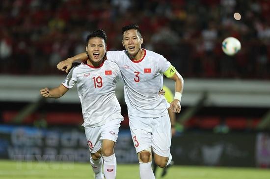 Những hình ảnh không thể bỏ lỡ trận đấu Việt Nam - Indonesia - Ảnh 14
