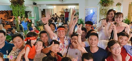 Những hình ảnh không thể bỏ lỡ trận đấu Việt Nam - Indonesia - Ảnh 16