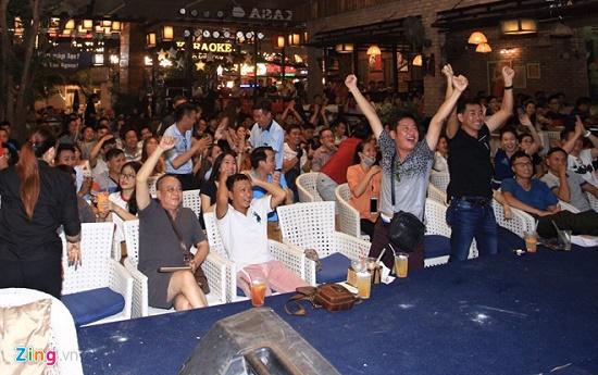 Những hình ảnh không thể bỏ lỡ trận đấu Việt Nam - Indonesia - Ảnh 17