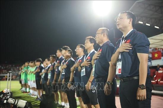 Những hình ảnh không thể bỏ lỡ trận đấu Việt Nam - Indonesia - Ảnh 3