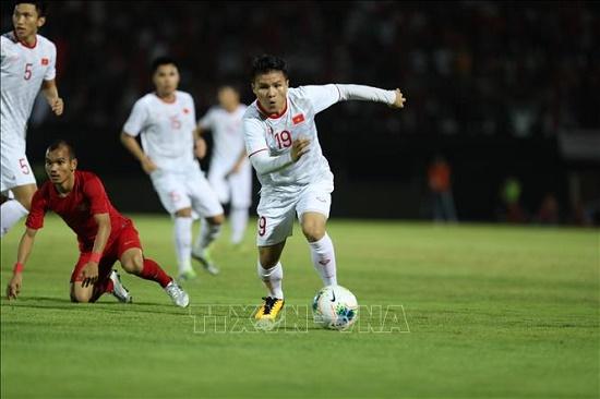 Những hình ảnh không thể bỏ lỡ trận đấu Việt Nam - Indonesia - Ảnh 5