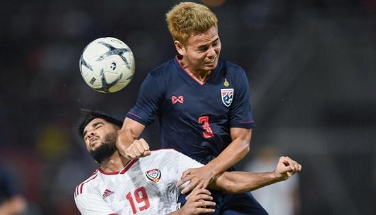 Báo Thái Lan đặt niềm tin bất ngờ vào đội nhà sau trận thắng UAE tại  vòng loại World Cup 2022  - Ảnh 1