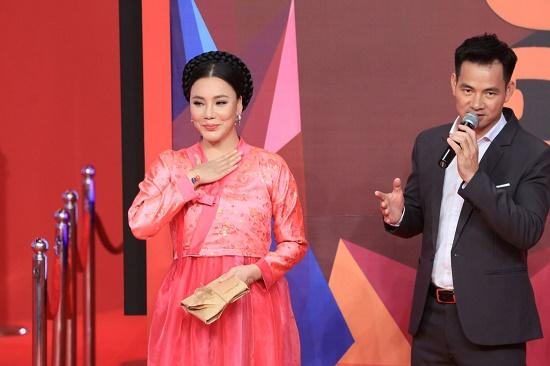 """Hồ Quỳnh Hương bất ngờ xuất hiện tại """"Ơn giời! Cậu đây rồi"""" sau thời gian dài vắng bóng - Ảnh 2"""