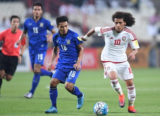 Thông tin bất ngờ về đối thủ UAE của đội tuyển Việt Nam - Ảnh 2
