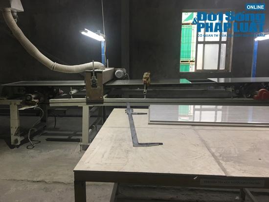 Bên trong nhà máy xử lý nước thải của công ty gốm sứ Thanh Hà - Ảnh 4