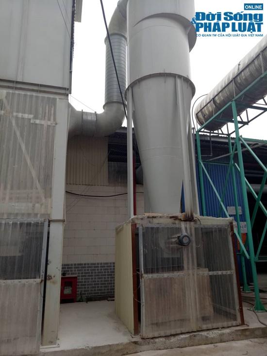 Bên trong nhà máy xử lý nước thải của công ty gốm sứ Thanh Hà - Ảnh 5