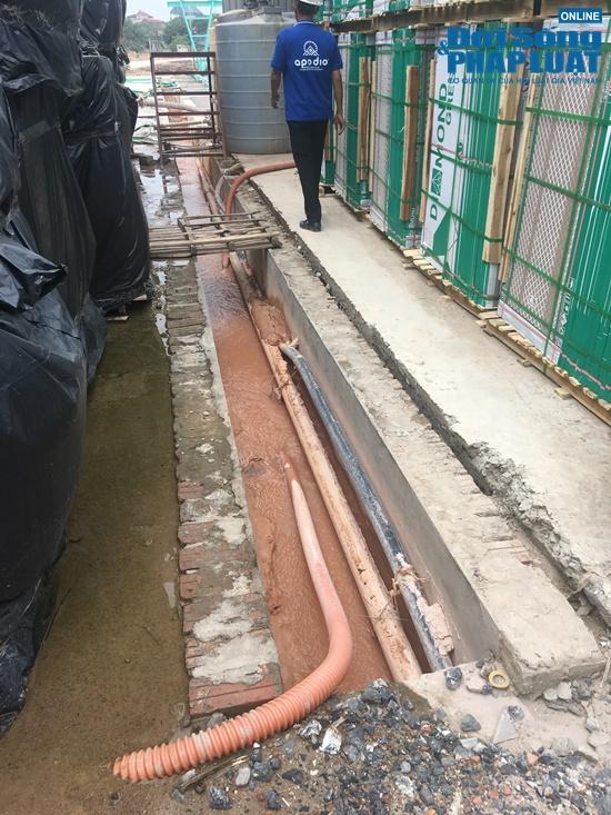 Bên trong nhà máy xử lý nước thải của công ty gốm sứ Thanh Hà - Ảnh 8