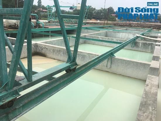 Bên trong nhà máy xử lý nước thải của công ty gốm sứ Thanh Hà - Ảnh 10