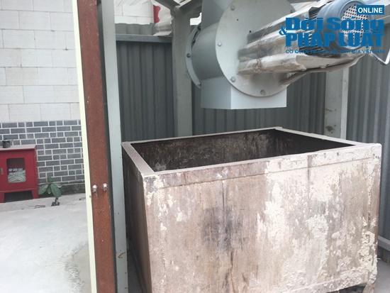 Bên trong nhà máy xử lý nước thải của công ty gốm sứ Thanh Hà - Ảnh 6