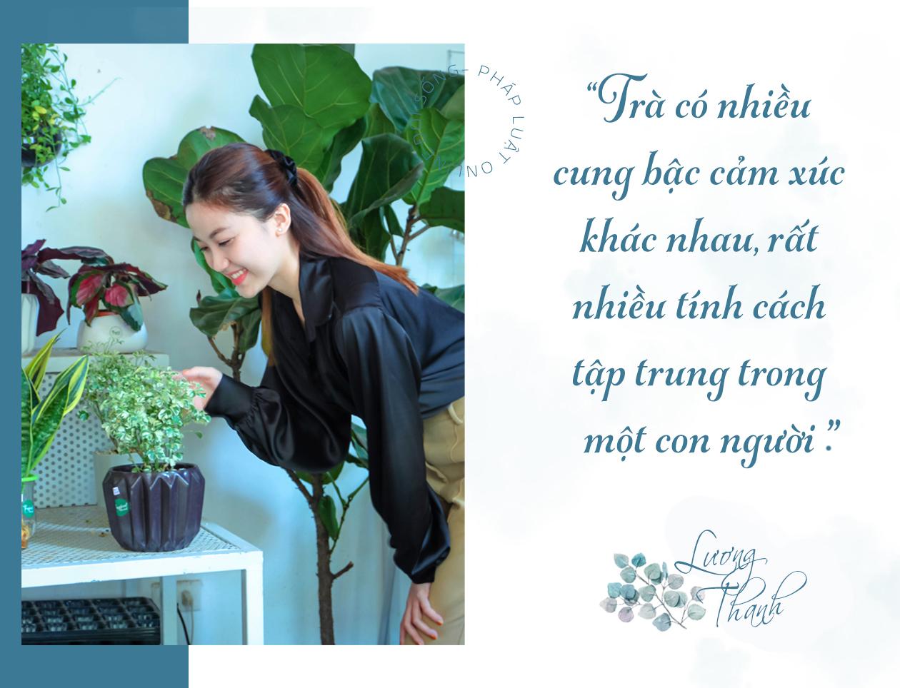 """Diễn viên Lương Thanh """"Hoa hồng trên ngực trái"""": Tôi sợ hãi vì độ trơ trẽn của 'Trà tiểu tam'"""" - Ảnh 4"""