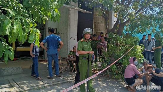 Đà Nẵng: Tên cướp táo tợn xông vào tiệm cắt tóc, đâm cụ bà 70 tuổi - Ảnh 3