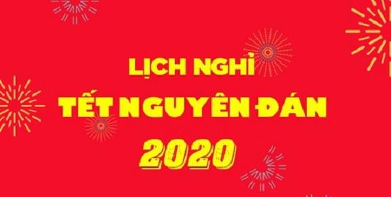 Thủ tướng chốt phương án nghỉ Tết Nguyên đán Canh Tý 2020 - Ảnh 1