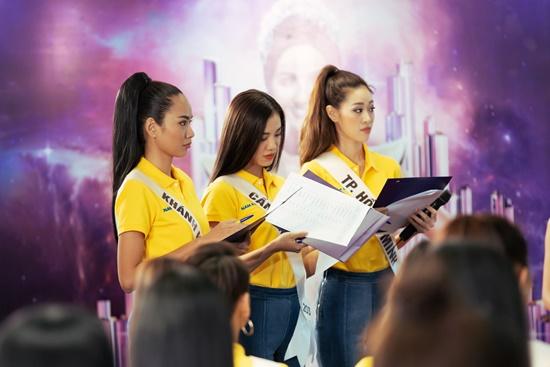 """Tập 5 """"Tôi là Hoa hậu Hoàn vũ Việt Nam 2019"""": Dự án cộng đồng về người chuyển giới chiến thắng - Ảnh 11"""