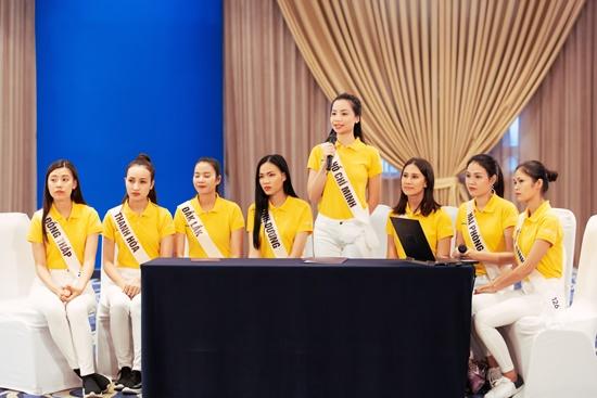 """Tập 5 """"Tôi là Hoa hậu Hoàn vũ Việt Nam 2019"""": Dự án cộng đồng về người chuyển giới chiến thắng - Ảnh 7"""