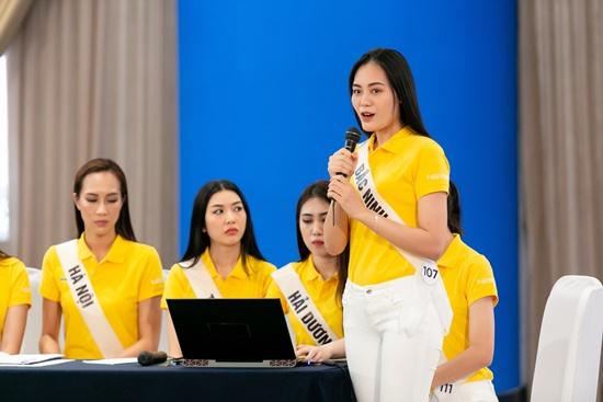 """Tập 5 """"Tôi là Hoa hậu Hoàn vũ Việt Nam 2019"""": Dự án cộng đồng về người chuyển giới chiến thắng - Ảnh 8"""