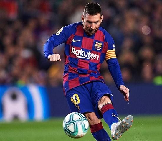 Tin tức thể thao mới nóng nhất ngày 10/11: Messi thăng hoa sau hat-trick, Barca nhấn chìm Celta Vigo - Ảnh 1