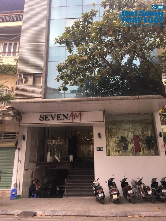 Cửa hàng Seven.AM sau nghi vấn cắt mác Trung Quốc: Nơi đóng kín, nơi mở cửa nhưng tạm dừng bán hàng - Ảnh 3
