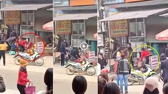 Lào Cai: Mâu thuẫn với vợ mang thai, người đàn ông châm lửa tự thiêu - Ảnh 1