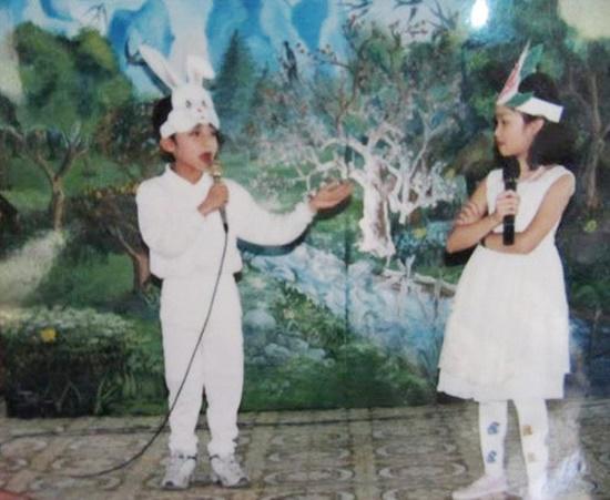 Hé lộ loạt ảnh thơ ấu cực đáng yêu của Sơn Tùng M-TP mà fan không thể bỏ lỡ - Ảnh 4