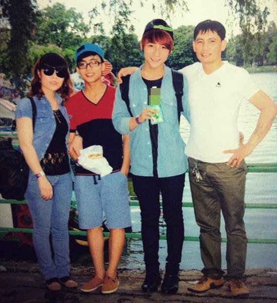 Hé lộ loạt ảnh thơ ấu cực đáng yêu của Sơn Tùng M-TP mà fan không thể bỏ lỡ - Ảnh 9