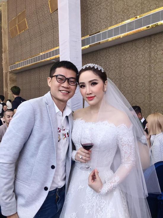 Những điểm đặc biệt bất ngờ của 3 chiếc váy Bảo Thy diện trong ngày cưới - Ảnh 6