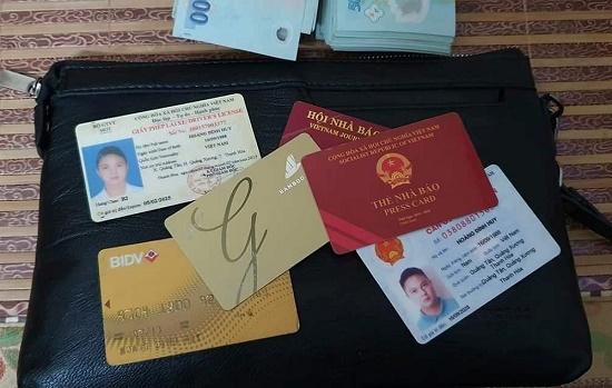 Thanh Hóa: Vị khách đãng trí được chủ nhà hàng trả lại hơn 200 triệu đồng bỏ quên - Ảnh 1