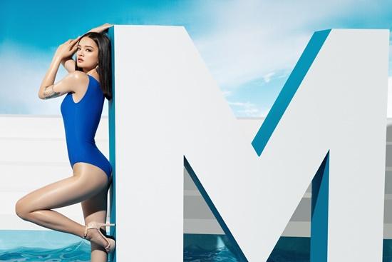Hé lộ bộ ảnh Glamshot Hoa hậu Hoàn vũ Việt Nam 2019 lấy cảm hứng từ Nữ thần Hy Lạp - Ảnh 9