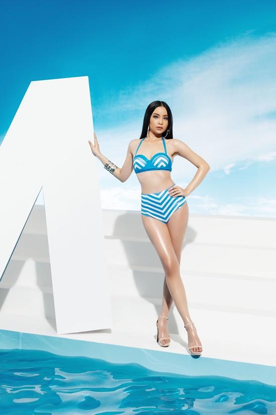 Hé lộ bộ ảnh Glamshot Hoa hậu Hoàn vũ Việt Nam 2019 lấy cảm hứng từ Nữ thần Hy Lạp - Ảnh 2
